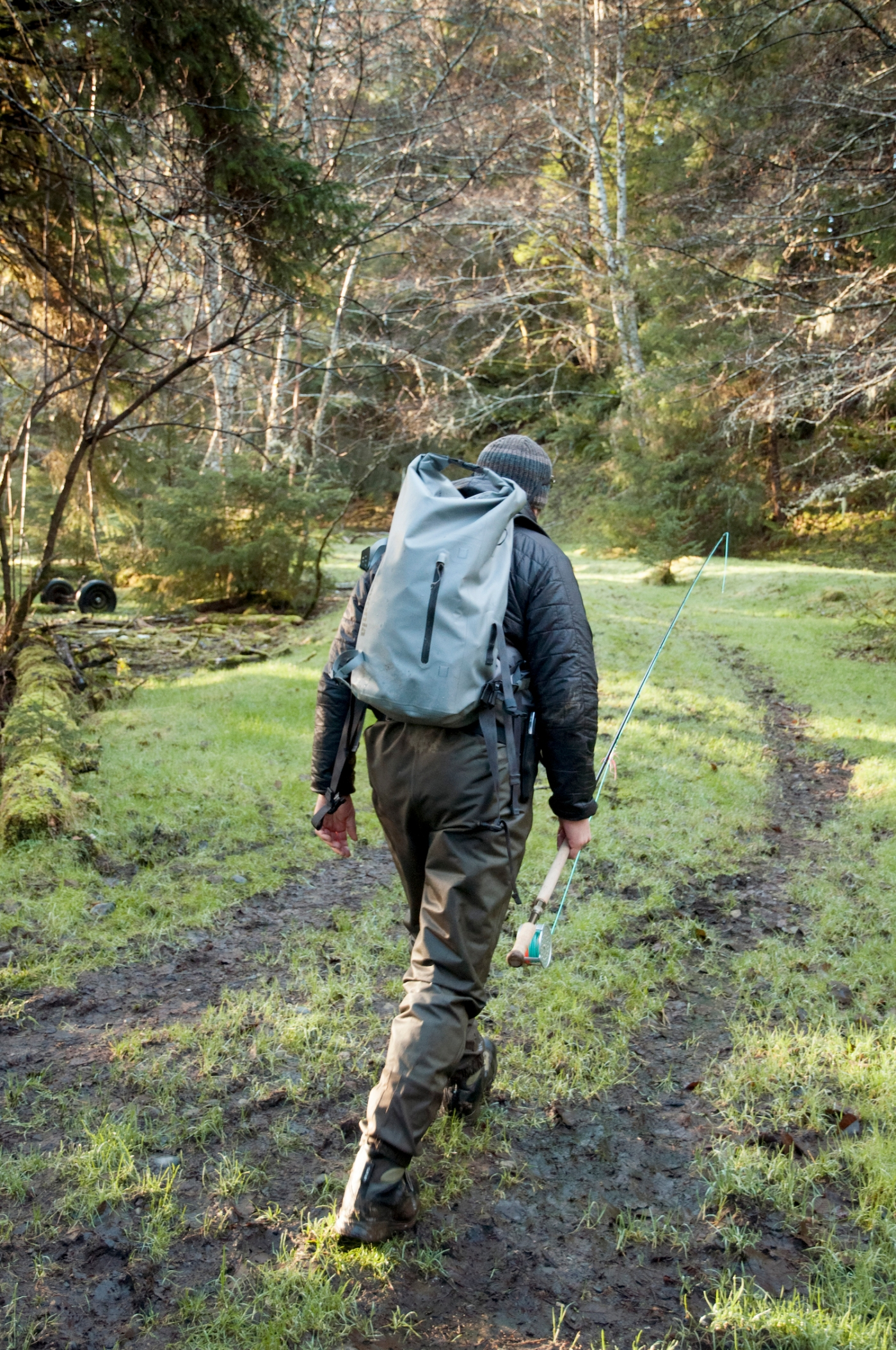 5d049c9a243 Patagonia Stormfront Roll Top Pack Review by Steve Schmidt – Western Rivers  Fly Fisher